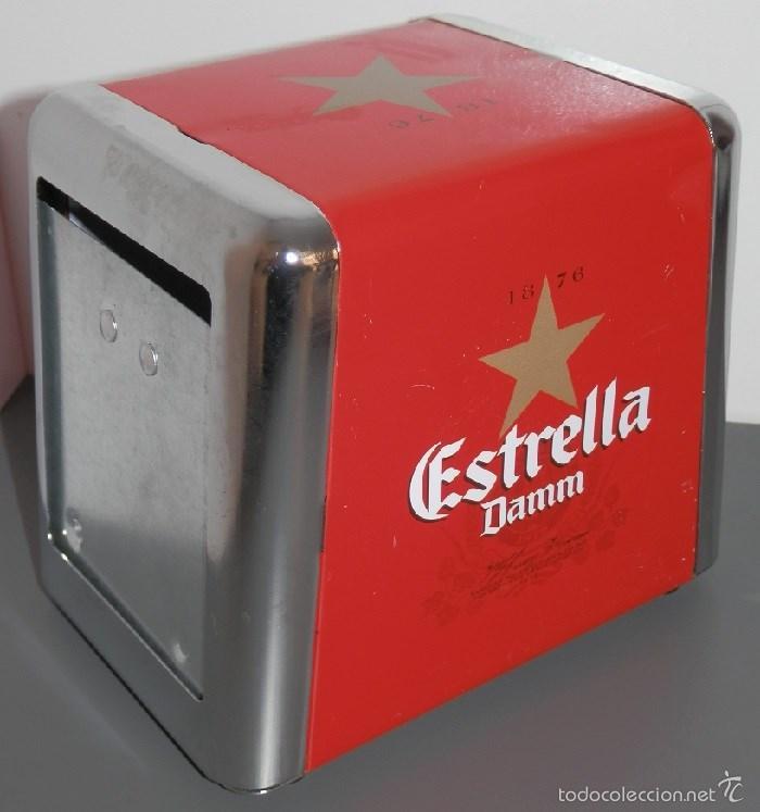 ESTRELLA DAMM (Coleccionismo - Botellas y Bebidas - Cerveza )