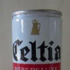 Coleccionismo de cervezas: LATA CERVEZA CELTIA - 24 CL.. Lote 58969325