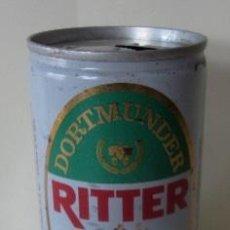 Coleccionismo de cervezas: LATA CERVEZA RITTER PILS. Lote 58972035