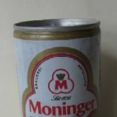 Coleccionismo de cervezas: LATA CERVEZA MONINGER EXPORT. Lote 58977085