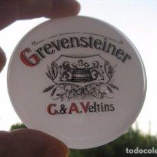 Collectionnisme de bières: EMBELLECEDOR GRIFO CERVEZA GREVENSTEINER. CERVEZAS. Lote 61593452
