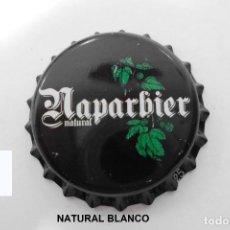 Coleccionismo de cervezas: TAPON CORONA CHAPA BEER BOTTLE CAP KRONKORKEN TAPPI CAPSULE CERVEZA NAPARBIER. Lote 213468000