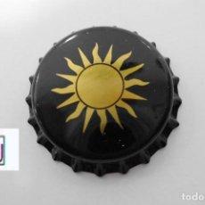 Coleccionismo de cervezas: TAPON CORONA BOTTLE CAP KRONKORKEN TAPPI CAPSULE AGUA VILAS DEL TURBON. Lote 277249098