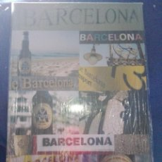 Coleccionismo de cervezas: CUADRO LIENZO CERVEZA MORITZ BARCELONA. Lote 69763837