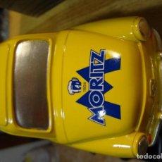 Coleccionismo de cervezas: ABRIDOR DE BARRA MORITZ. Lote 222913256