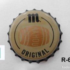 Coleccionismo de cervezas: TAPON CORONA CHAPA BEER BOTTLE CAP KRONKORKEN TAPPI CAPSULE CERVEZA MAHOU ORIGINAL. Lote 227055030