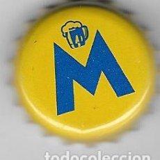 Coleccionismo de cervezas: CHAPA DE CERVEZA - MORITZ. Lote 76055727