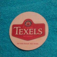Coleccionismo de cervezas: POSAVASO CERVEJA TEXELS. Lote 76408915