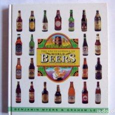 Coleccionismo de cervezas: ENCICLOPEDIA DE LA CERVEZA. EN INGLES. ENCYCLOPEDIA OF WORLD BEERS. A REFERENCE GUIDE. B. MYERS . Lote 76474271