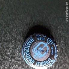 Coleccionismo de cervezas: CHAPA CERVEZA BELGA - WESTVLETEREN (RARÍSIMA). Lote 77306585