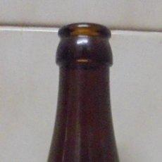 Coleccionismo de cervezas: BOTELLA DE CERVEZA VACIA Y SIN CHAPA DE LA MARCA BIRTER BIOBIER DER REINSTE GERUB. BOTELLA DE 33 CL. Lote 84748752