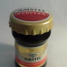 Coleccionismo de cervezas: MERCHANDISING CERVEZA AMSTEL - ABREBOTELLAS O ABRIDOR. Lote 88863832