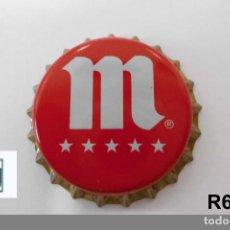 Coleccionismo de cervezas: TAPON BEER CORONA BOTTLE CAP KRONKORKEN TAPPI CAPSULE MAHOU 5 ESTRELLAS. Lote 98083754