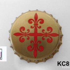 Coleccionismo de cervezas: TAPON BEER CORONA BOTTLE CAP KRONKORKEN TAPPI CAPSULE CALATRAVA. Lote 98083220