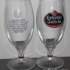 Coleccionismo de cervezas: COPA ESTRELLA GALICIA. Lote 133043382