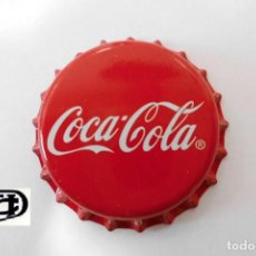 Coleccionismo de cervezas: TAPON CORONA BOTTLE CAP KRONKORKEN TAPPI CAPSULE COCA COLA. Lote 255562635