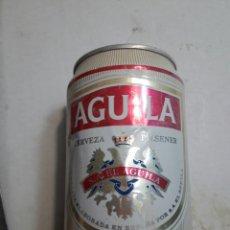 Coleccionismo de cervezas: LATA BOTE CERVEZA AGUILA AÑO 94. Lote 95313223