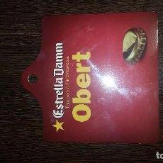 Coleccionismo de cervezas: CARTEL ESTRELLA DAMM. Lote 96285851