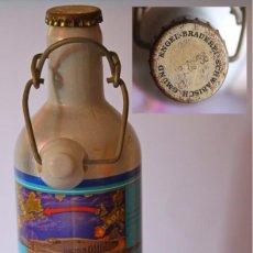 Coleccionismo de cervezas: BOTELLA ALUMINIO FLIEGERBIER. Lote 96818203