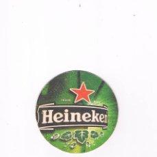 Coleccionismo de cervezas: POSAVASOS ANTIGUO CERVEZA BEER HEINEKEN. Lote 96820455