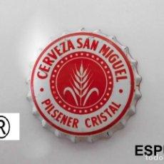 Coleccionismo de cervezas: TAPON CORONA BEER BOTTLE CAP KRONKORKEN TAPPI CAPSULE SAN MIGUEL. Lote 98200403