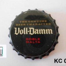 Coleccionismo de cervezas: TAPON CORONA BEER BOTTLE CAP KRONKORKEN TAPPI CAPSULE VOLL-DAMM. Lote 98203907