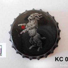 Coleccionismo de cervezas: TAPON CORONA BEER BOTTLE CAP KRONKORKEN TAPPI CAPSULE BOCK DAMM. Lote 98204259