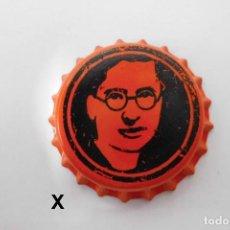 Coleccionismo de cervezas: TAPON CORONA BEER BOTTLE CAP KRONKORKEN TAPPI CAPSULE AS GALEGAS. Lote 98204703
