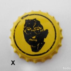 Coleccionismo de cervezas: TAPON CORONA BEER BOTTLE CAP KRONKORKEN TAPPI CAPSULE AS GALEGAS. Lote 98204995