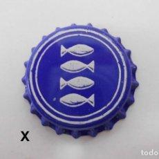 Coleccionismo de cervezas: TAPON CORONA BEER BOTTLE CAP KRONKORKEN TAPPI CAPSULE AUGAS SANTAS. Lote 98205107
