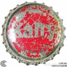 Coleccionismo de cervezas: TAPON CORONA - CHAPA ESPAÑOLA DE REFRESCO - KALTY - 001 (CORCHO). Lote 98538659