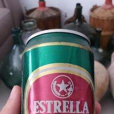 Collezionismo di birre: LATA CERVEZA CERVEZAS BEER BIRRA ESTRELLA LEVANTE FABRICADA POR DAMM. Lote 101139135