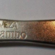 Coleccionismo de cervezas: ABRIDOR CERVEZA CRUZCAMPO. Lote 101179911