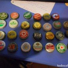 Coleccionismo de cervezas: LOTE CHAPA DE CERVEZA. Lote 102110655