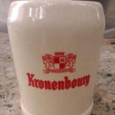 Coleccionismo de cervezas: JARRA KRONENBURG. Lote 102604211