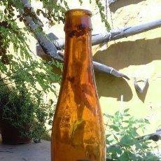 Coleccionismo de cervezas: INEDITA Y NUNCA VISTA BOTELLA CERVEZA TROPICAL ESPECIAL EXPORT ETIQUETA DE ORO GRAN RAREZA. Lote 102822867