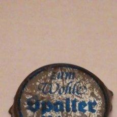 Coleccionismo de cervezas: ANTIGUA CHAPA CERVEZA SPALTER BIER. TAPON CORONA CHAPA BEER BOTTLE CAP KRONKORKEN TAPPI. Lote 104239363