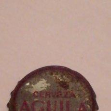 Coleccionismo de cervezas: ANTIGUA CHAPA CERVEZA AGUILA CCC. TAPON CORONA CHAPA BOTTLE CAP KRONKORKEN TAPPI CAPSULE. Lote 105109595