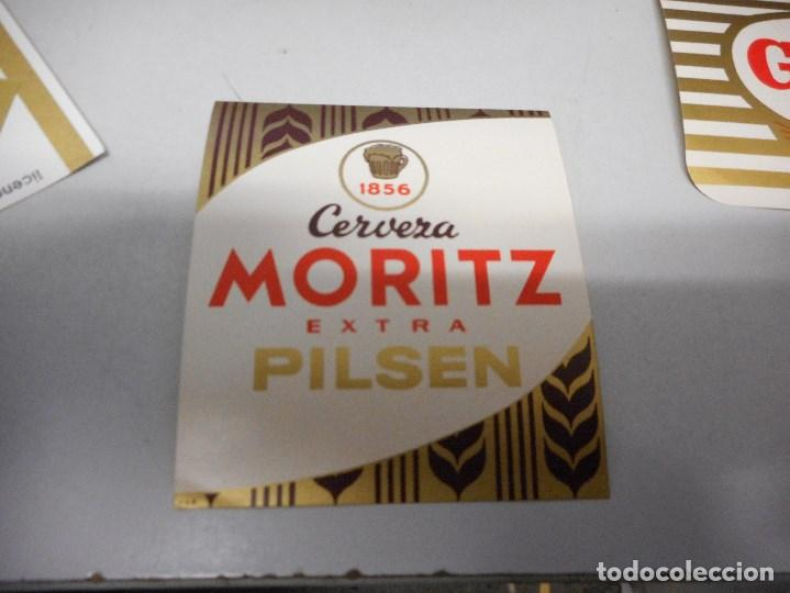 Coleccionismo de cervezas: coleccion etiqueta cerveza nuevas no usadas no visionadas nunca - Foto 4 - 105205599