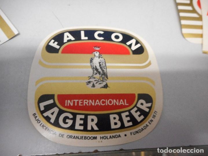 Coleccionismo de cervezas: coleccion etiqueta cerveza nuevas no usadas no visionadas nunca - Foto 5 - 105205599