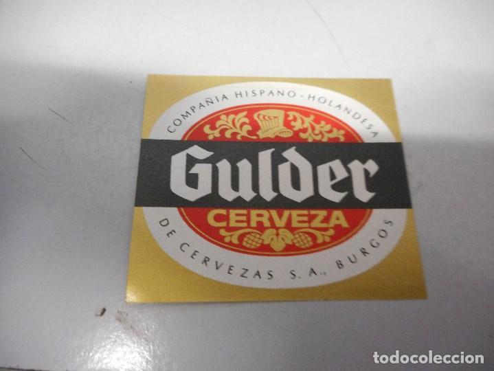 Coleccionismo de cervezas: coleccion etiqueta cerveza nuevas no usadas no visionadas nunca - Foto 7 - 105205599