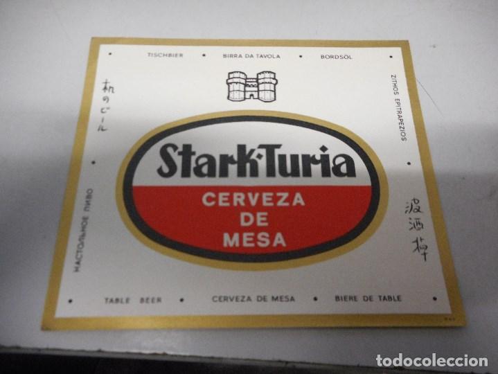 Coleccionismo de cervezas: coleccion etiqueta cerveza nuevas no usadas no visionadas nunca - Foto 8 - 105205599
