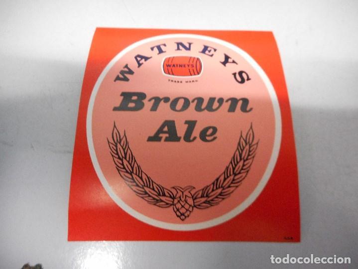 Coleccionismo de cervezas: coleccion etiqueta cerveza nuevas no usadas no visionadas nunca - Foto 9 - 105205599