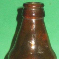 Coleccionismo de cervezas: EL AGUILA BOTELLIN ANTIGUO QUINTO Nº 3. Lote 105339299