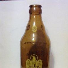 Coleccionismo de cervezas: BOTELLA CERVEZAS AGUILA 1/3. Lote 109118643