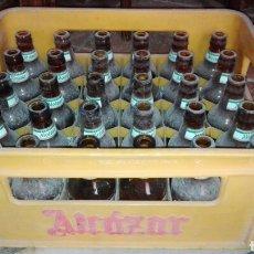 Coleccionismo de cervezas: CERVEZA ALCAZAR COMPLETA. Lote 109141240
