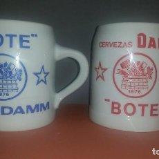 Coleccionismo de cervezas: JARRA CERVEZA DAMM. Lote 109287547