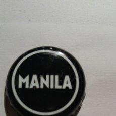 Coleccionismo de cervezas: CHAPA TAPON CORONA. CERVEZA MANILA DE SAN MIGUEL.. Lote 109305178