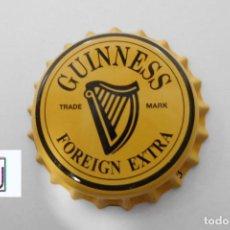 Coleccionismo de cervezas: TAPON CORONA CHAPA BEER BOTTLE CAP KRONKORKEN TAPPI CAPSULE GUINNESS - IRLANDA. Lote 277250718