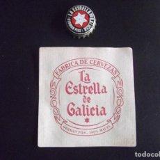 Coleccionismo de cervezas: CERVEZA-V9EII-BEER-BIRRA-ETIQUETA-CHAPA-TAPON-CORONA. Lote 112248739